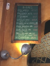 Bières Le Hibou Rennes Coq hardi St Erwann IPA